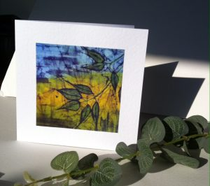Gifted from Ireland - Unique Handmade Note Cards